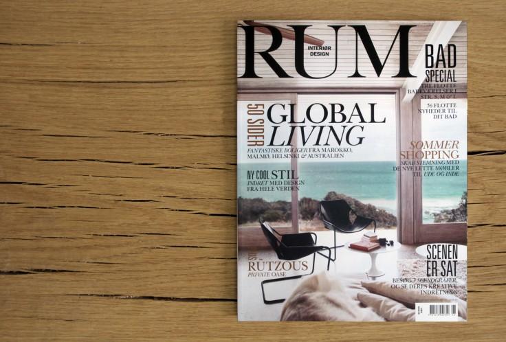 RE:FURN in Rum Magazine (June 2012)