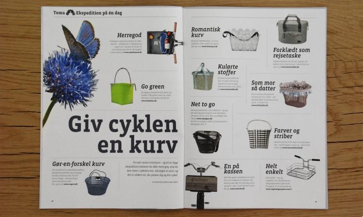 The Bike Crate in Cyklistforbundet (June 2011)