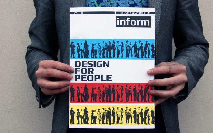 Rune Rex in inform by Danish Designers (March 2011)